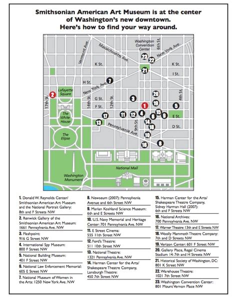 washington dc map museum smithsonian museum map washington dc for kris