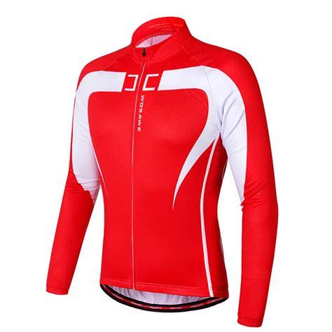 winter cycling coat wosawe fleece thermal winter cycling jacket windproof bike