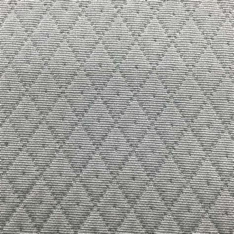 gray blue quilted upholstery drapery fabric by the