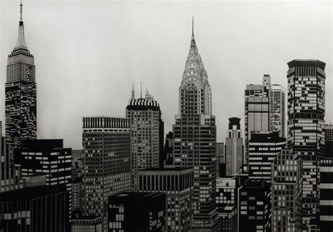 new york drawings new york drawing by johnkamberai skyline illustrations