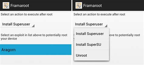 framaroot app for android one click root method for almost all android devices framaroot apk techglimpse