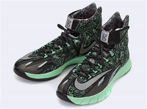Sepatu Basket Nike A D Blank Space a detailed look at kyrie irving s nike hyperrev quot all quot pe sneakernews