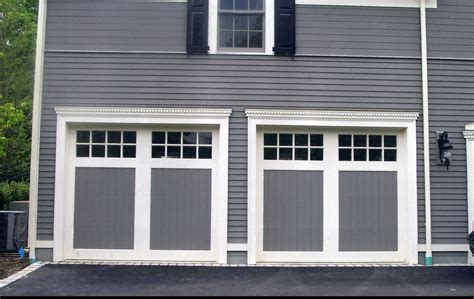 L Shaped House With Garage knowing garage door styles to have the best one for you