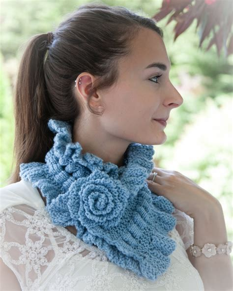 loom knit cowl neck scarf loom knit cowl neckwarmer pattern this moment