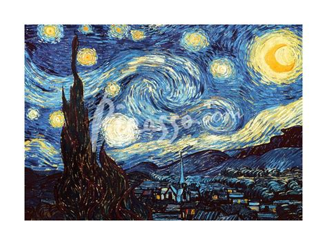 picasso paintings starry the starry june 1889 print by vincent