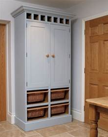 Kitchen Pantry Cabinets Freestanding Build A Freestanding Pantry Diy Projects For Everyone