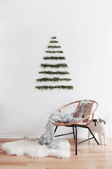 13 cool diy modern christmas decorations shelterness
