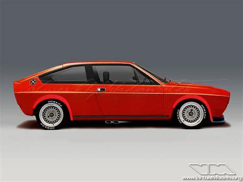 Alfa Romeo Sprint by Alfasud Sprint Virtualmodels