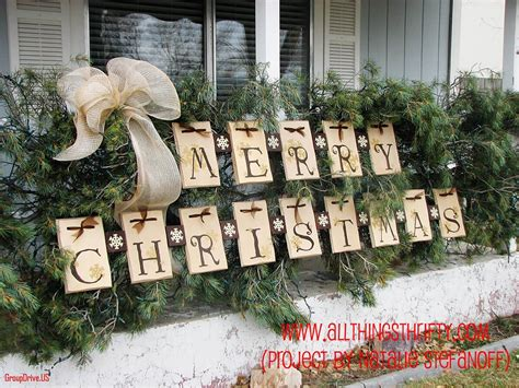christmas diy outdoor decor ideas  designs