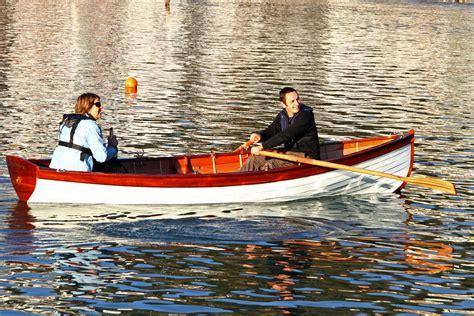 john gardner boats glued clinker john gardner whitehall skiff launched by bba