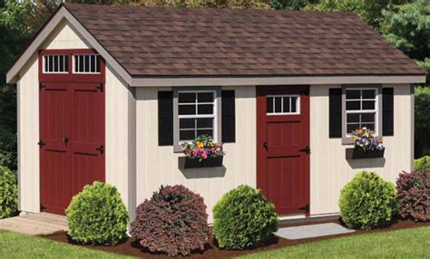 Colour Shed by Shed Builder Stoltzfus Woodworks