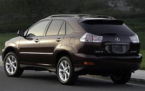 Used 2008 Lexus Rx 350 For Sale Pricing Features Edmunds
