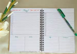 my indian version bullet journal monthly layout ideas