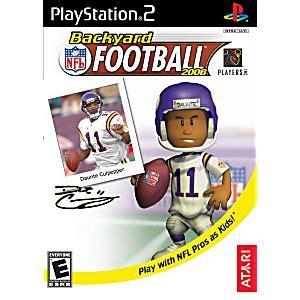 Backyard Ps3 by Backyard Football Sony Playstation 2