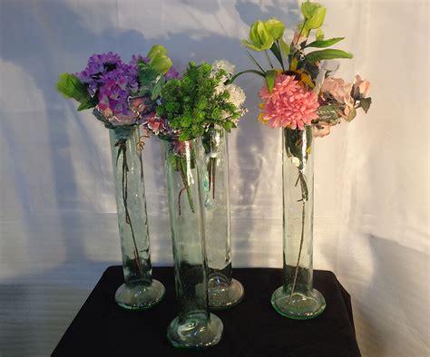 Flower Vase Decor by Decor Rentals Ama Rentals Montreal