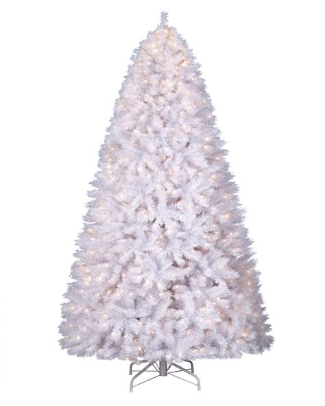 white christmas trees bbt com