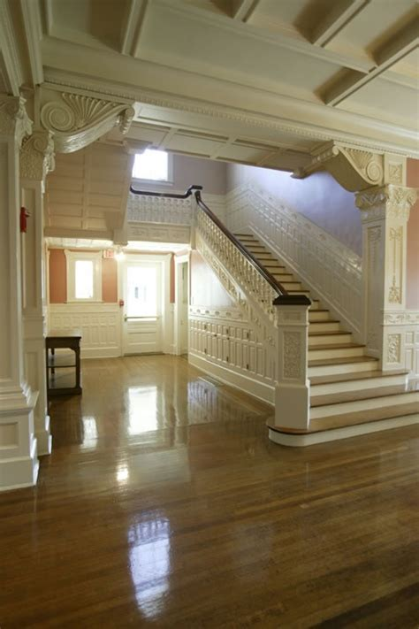 koehler house koehler house interior gold cream browns wood pinterest