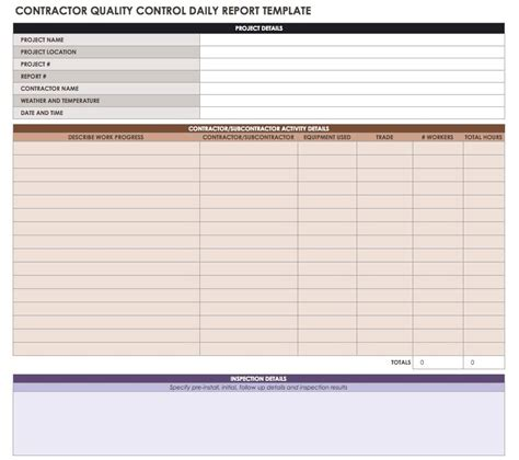 production report sle daily quality report template 28 images sle production