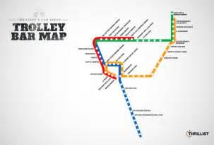 san diego trolley map san diego trolley bar map bars near every san diego trolley stop