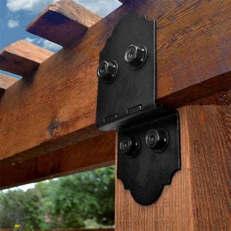 Decorative Post And Beam Hardware 17 best images about for the home on outdoor fireplaces pools and fireplaces