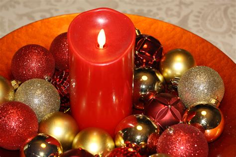 candele luminara decor luminara candle merry