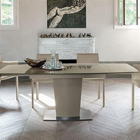tavolo vetro temperato allungabile tavolo di design allungabile in vetro temperato tavoli a