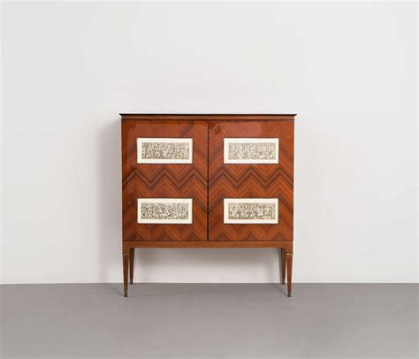 large liquor cabinet by paulo buffa 1940s at 1stdibs