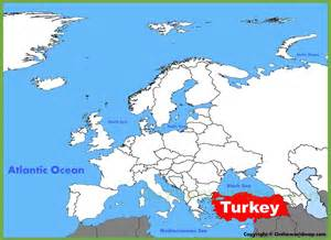 Turkey World Map by Map Of Turkey And Europe Images Amp Pictures Becuo