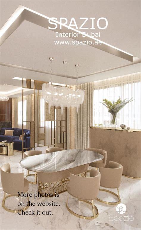 home interior design  dubai luxury house interior