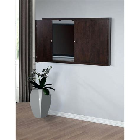 Flat Screen Tv Wall Cabinets With Doors Wall Units Extraordinary Tv Wall Cabinet With Doors Wall