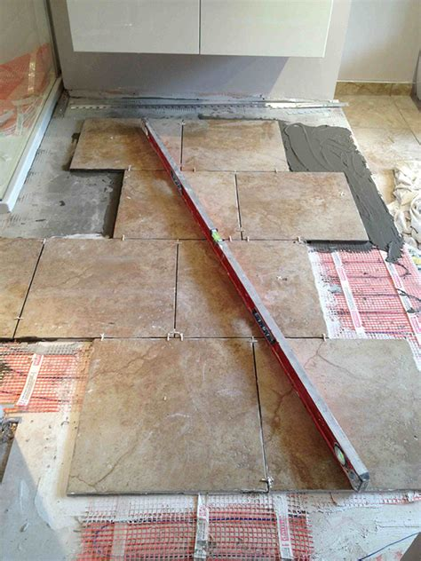 laying bathroom floor tile laying porcelain tile in bathroom peenmedia com