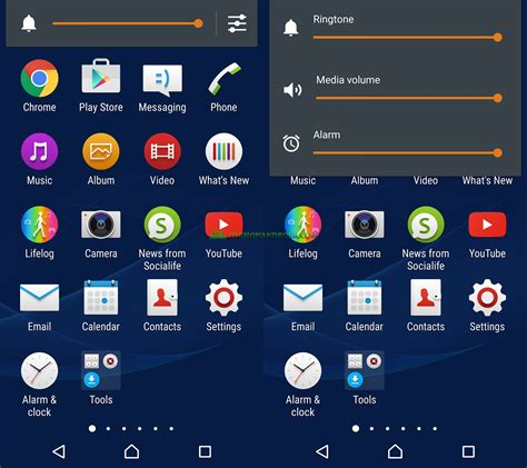 xperia theme creator update how to update sony xperia z3 compact d5803 to official