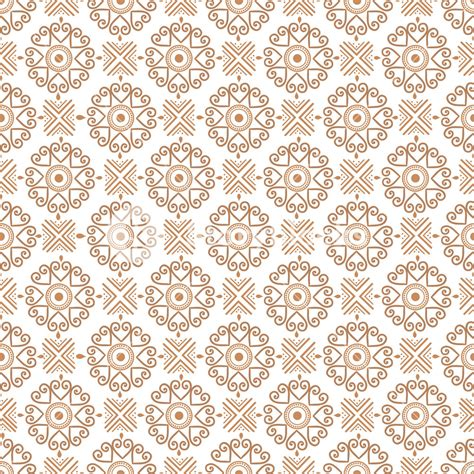 islamic pattern ornament seamless background with arabic or islamic ornaments style