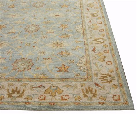 Sale Brand New Pottery Barn Malika Persian Style Woolen Pottery Barn Area Rugs