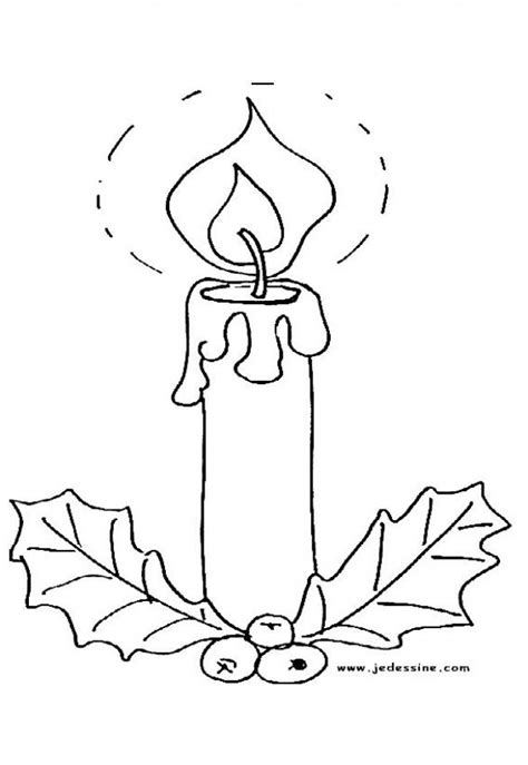imagenes de nochebuenas navideñas para colorear dibujos para colorear vela de noche buena es hellokids com