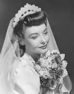 1950 elegant hairstyles 1000 images about vintage wedding on pinterest rear