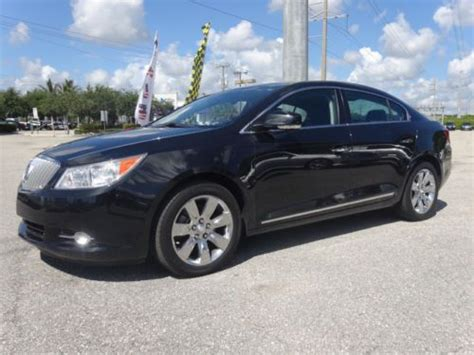 buick lacrosse warranty find used 2011 buick lacrosse cxs cooled leather front