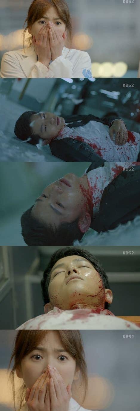 Film Korea Descendants Of The Sun | spoiler added episode 13 captures for the korean drama
