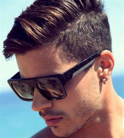boys hair style on sides and on top 19 sides top haircuts