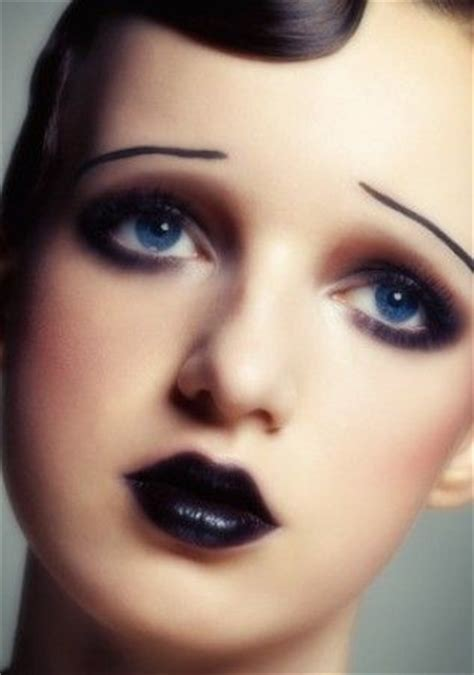 simple charm beauty roaring 20s makeup 95 best a 241 os 20 images on pinterest 1920s make up looks