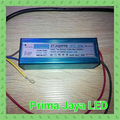 Led Driver 50 Watt driver power supply led 50 watt