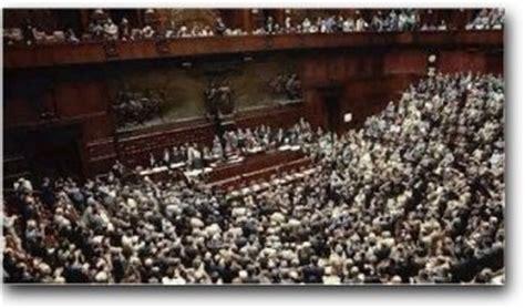 parlamento in seduta comune il parlamento