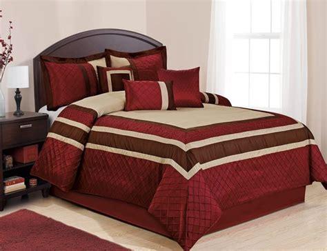 red comforter sets queen size burgundy bedspreads and burgundy comforter sets at