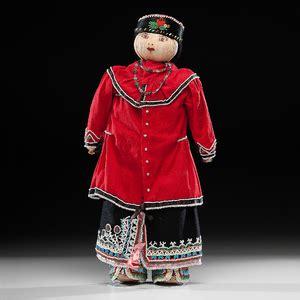 corn husk doll museum haudenosaunee corn husk doll exhibited at the booth