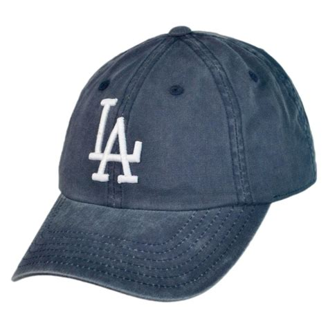 Baseball Cap american needle los angeles dodgers mlb raglan strapback