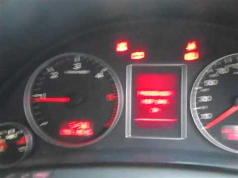 Audi A4 2 0 Tdi Probleme by 2006 Audi A4 2 0 Tdi Problems Youtube