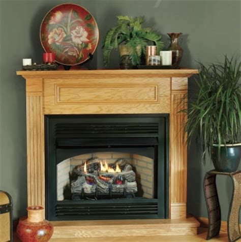 Buck Fireplace by Petroleum Corporation Appliances Gas Logs And