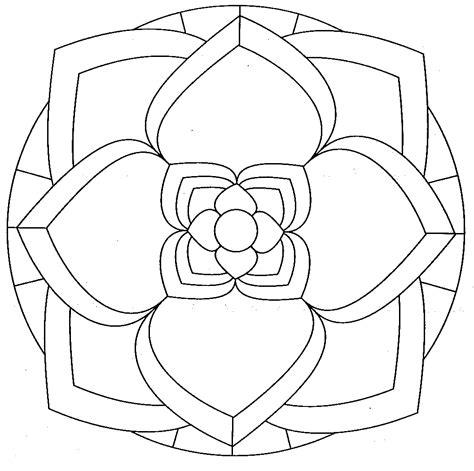 190 mandalas para colorear para mandalas dibujos para colorear mandalas moldes