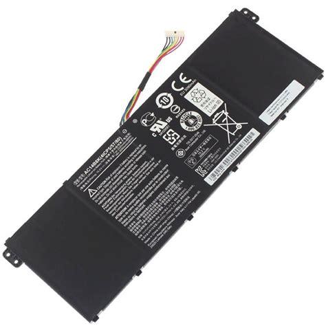 Baterai Acer Ac14b8k V5 122 V5 132 Es1 111 E3 111 Original genuine 15 2v 48wh ac14b8k battery for acer chromebook 13