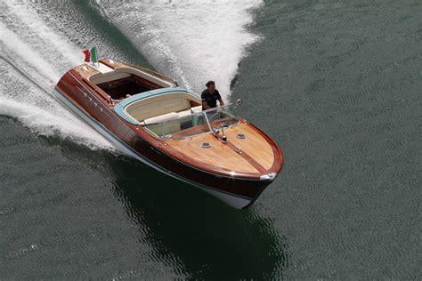 Riva Lamborghini Riva Aquarama Lamborghini Boat Restored